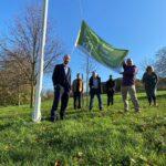 Raising the Green Flag