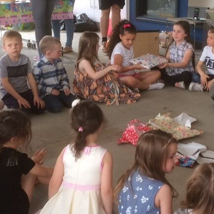 Children's birthday Party at the Lodge